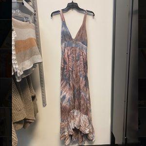 Vici maxi dress NWT